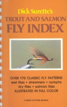Surette, Dick Trout and Salmon Fly Index