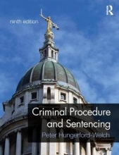 Hungerford Welch Criminal Procedure and Sentencing