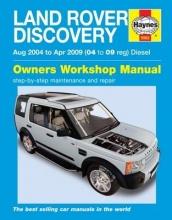 Haynes Publishing Land Rover Discvoery Diesel