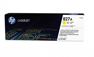 , Tonercartridge HP CF302A 827A geel