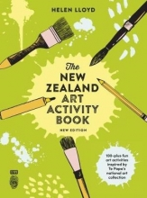 Lloyd, Helen The New Zealand Art Activity Book