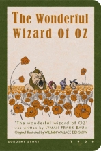 The Wonderful Wizard of Oz Stitch Pocket Lined Notebook