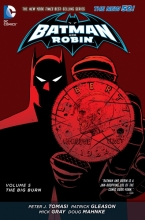 Tomasi, Peter J. Batman and Robin, Volume 5