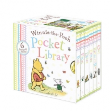 Winnie-The-Pooh Pocket Library