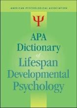 APA Dictionary of Lifespan Developmental Psychology