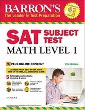 Wolf, Ira K., Ph.D. Barron`s SAT Subject Test Math Level 1