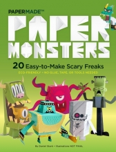 PaperMade Paper Monsters