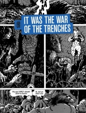 Tardi, Jacques It Was the War of the Trenches
