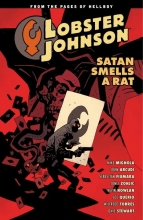 Mignola, Mike Lobster Johnson Volume 3