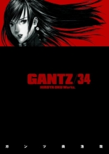 Oku, Hiroya Gantz 34