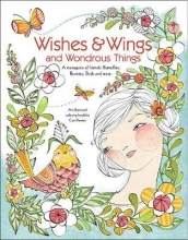 Wishes & Wings and Wondrous Things - Coloring Book