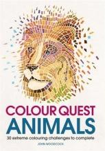 Woodcock, John Colour Quest Animals