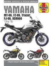Matthew Coombs Yamaha Mt-09, Tracer And Xsr900 (13 - 16)