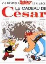 Goscinny, Rene Asterix Franzsische Ausgabe 21. Les cadeau de Cesar