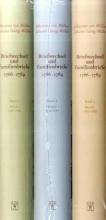 Müller, Johannes von Briefwechsel und Familienbriefe