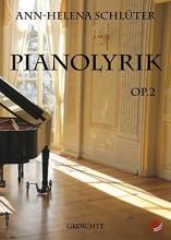 Schlüter, Ann-Helena Pianolyrik Op. 2