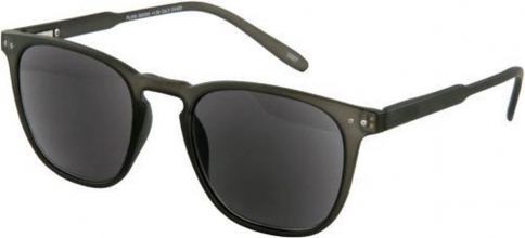 G60330 , Zonnebril op sterkte  playa g60300 grijs met grijze glazen 3.00