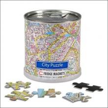 , Antwerpen city puzzel magnetisch