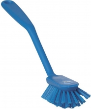 , Afwasborstel Vikan klein 280mm blauw