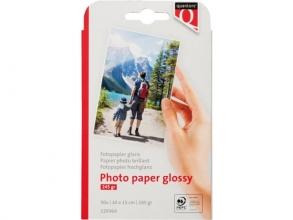 , Fotopapier Quantore 10x15cm 245gr glans 50vel