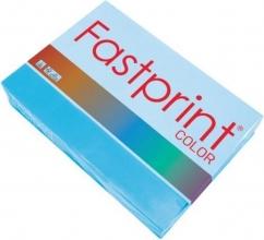 , Kopieerpapier Fastprint A3 80gr azuurblauw 500vel
