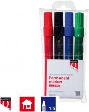 , Permanent marker Quantore rond 1-1.5mm assorti