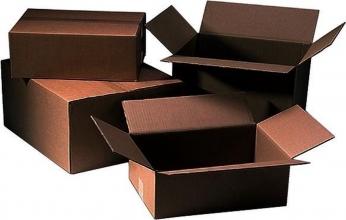 , Verzenddoos CleverPack bulk 300x400x200mm bruin 25stuks