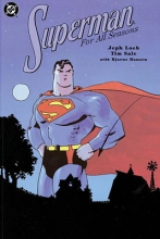 Loeb,,Jeph/ Sale,,Tim Superman Hc01. Superman voor Alle Seizoenen
