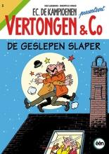 Hec  Leemans, Luc  Vanas, Wim  Swerts Vertongen & C 03 De geslepen slaper 03