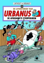 Willy  Linthout Urbanus De afgedankte stripfiguren 158