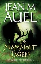 Jean M.  Auel De Aardkinderen 3 De mammoetjagers
