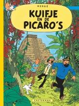 Hergé Kuifje Facsimile Kleur Hc23