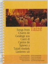 , Liederen uit Taize
