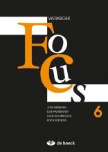 Focus 6 Aso - Werkboek 1e Editie