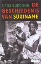 Hans  Buddingh` De geschiedenis van Suriname