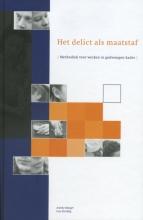 A. Menger , Het delict als maatstaf