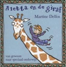 M. Delfos , Aletta en de giraf