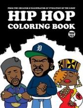 Mark,563 Hip Hop Coloring Book