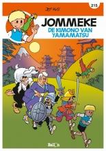 Nys,,Jef Jommeke 215