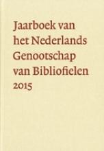 Martijn van Duijn , Nederlands genootschap van bibliofielen