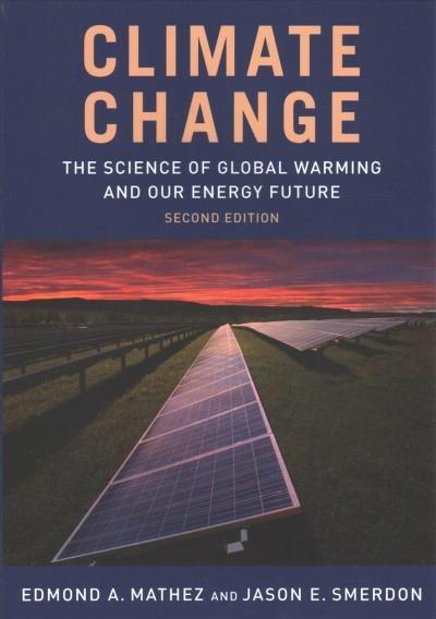 Jason Smerdon,Climate Change