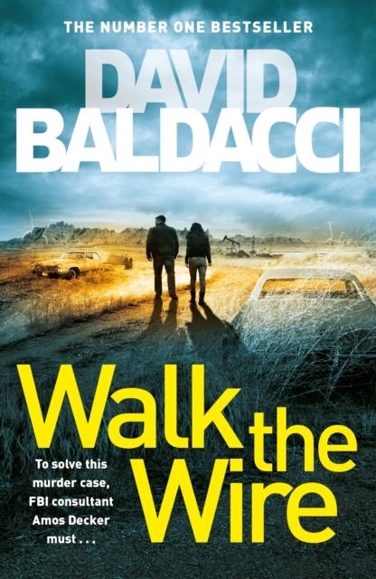 David Baldacci,Walk the Wire