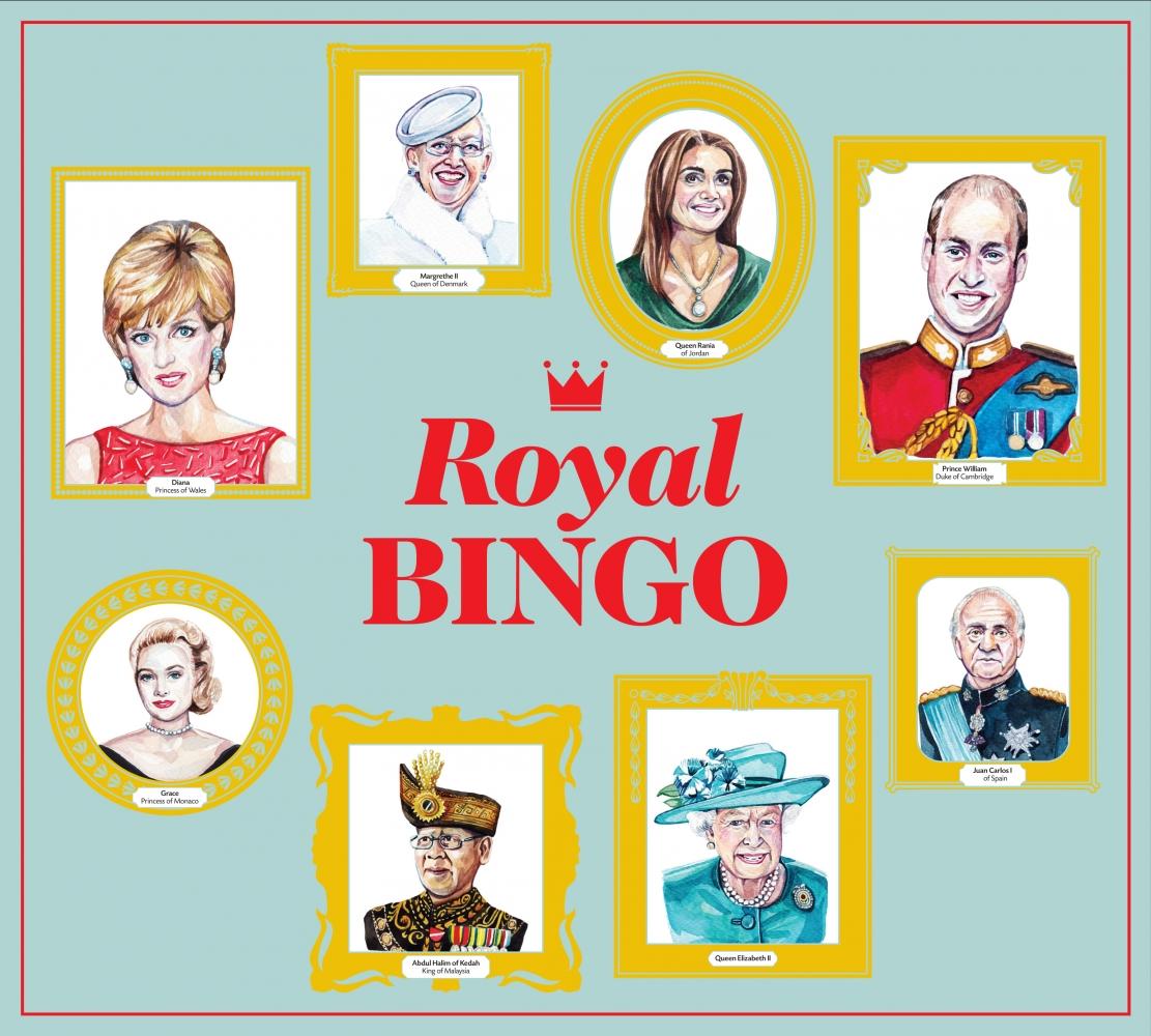 Hall, Emily,Royal Bingo