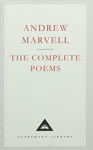 Andrew Marvell,The Complete Poems