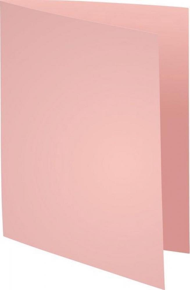 ,Vouwmap Exacompta Super A4 80gr roze