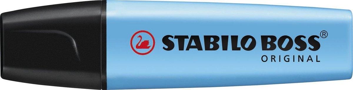 ,Markeerstift STABILO Boss Original  70/31 blauw