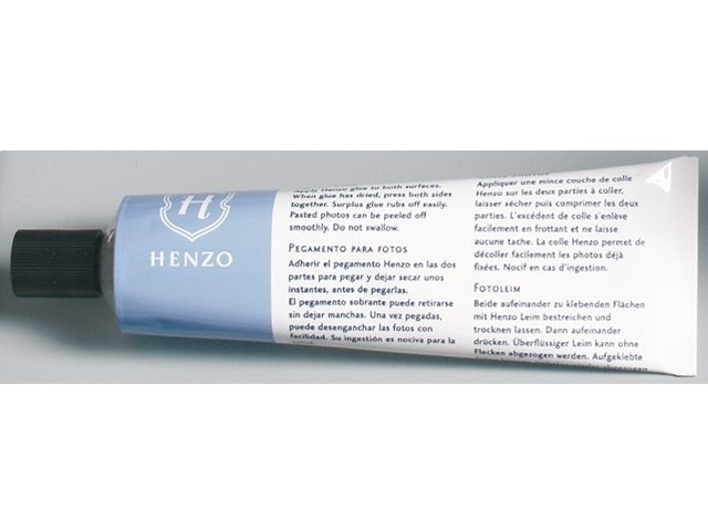 ,Fotolijm Henzo tube 100ml