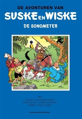 Willy Vandersteen,De Sonometer