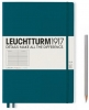 ,<b>Leuchtturm notitieboek composition softcover 178x254 mm pacific lijn</b>