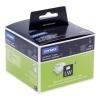 , Etiket Dymo 99013 labelwriter 36x89mm transparant 260stuks